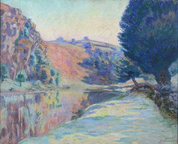 Armand Guillaumin Gelee Blanche