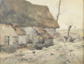 Armand Heins cottage 1883