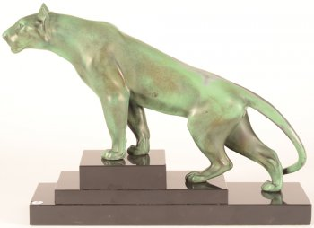 Max Le Verrier panther