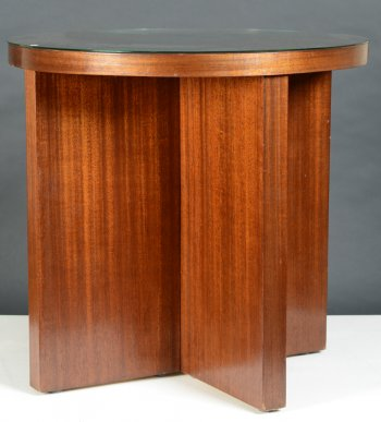 Modernist occasional table