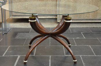 Vintage design occasional table 1940s