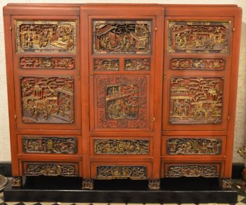 Rosel Chinese style sideboard