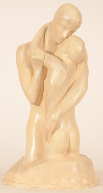 Bert Servaes embracing couple