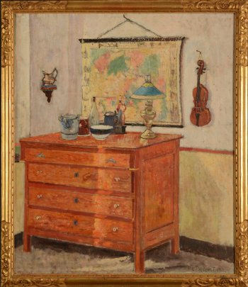 Louis Thevenet La Commode 1911