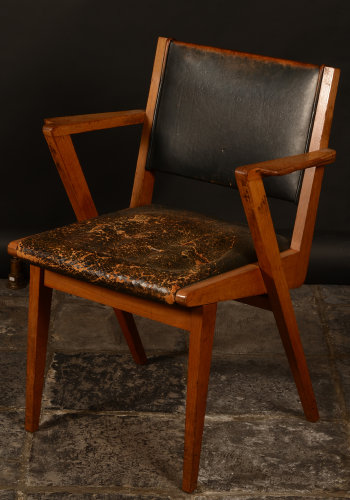 Paul Vandenbulcke Efac chair 1950's
