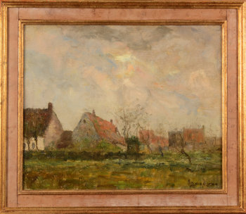 Gustaaf Van Loon farmhouses