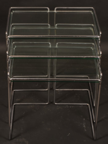 Vintage design side tables